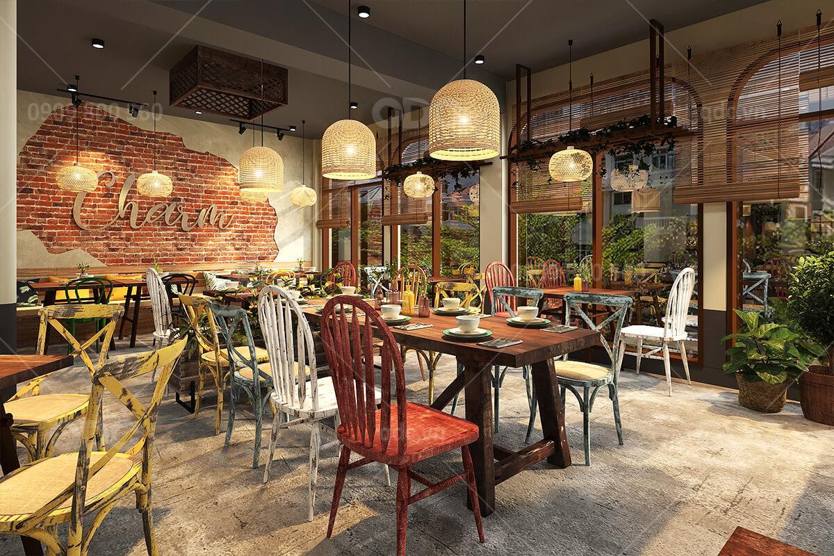 Đi tìm ý tưởng những mẫu quán cafe đón đầu xu hướng hiện nay