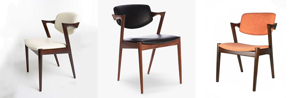 Các mẫu ghế Kai giá rẻ được dùng để trong thiết kế nội thất nhà hàng Hàn Quốc