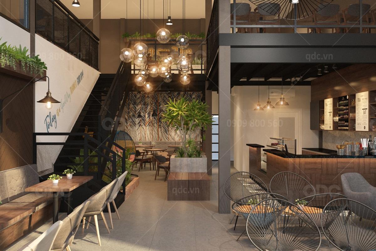 Định hình phong cách từ những bước đầu thiết kế nhà hàng Hàn Quốc
