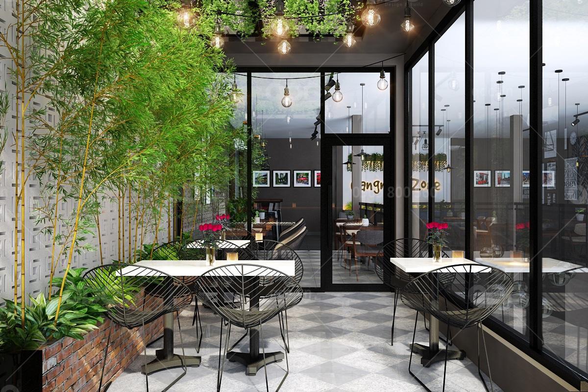 Không gian thiết kế nhà hàng Hàn Quốc cần thoáng mát, dễ chịu