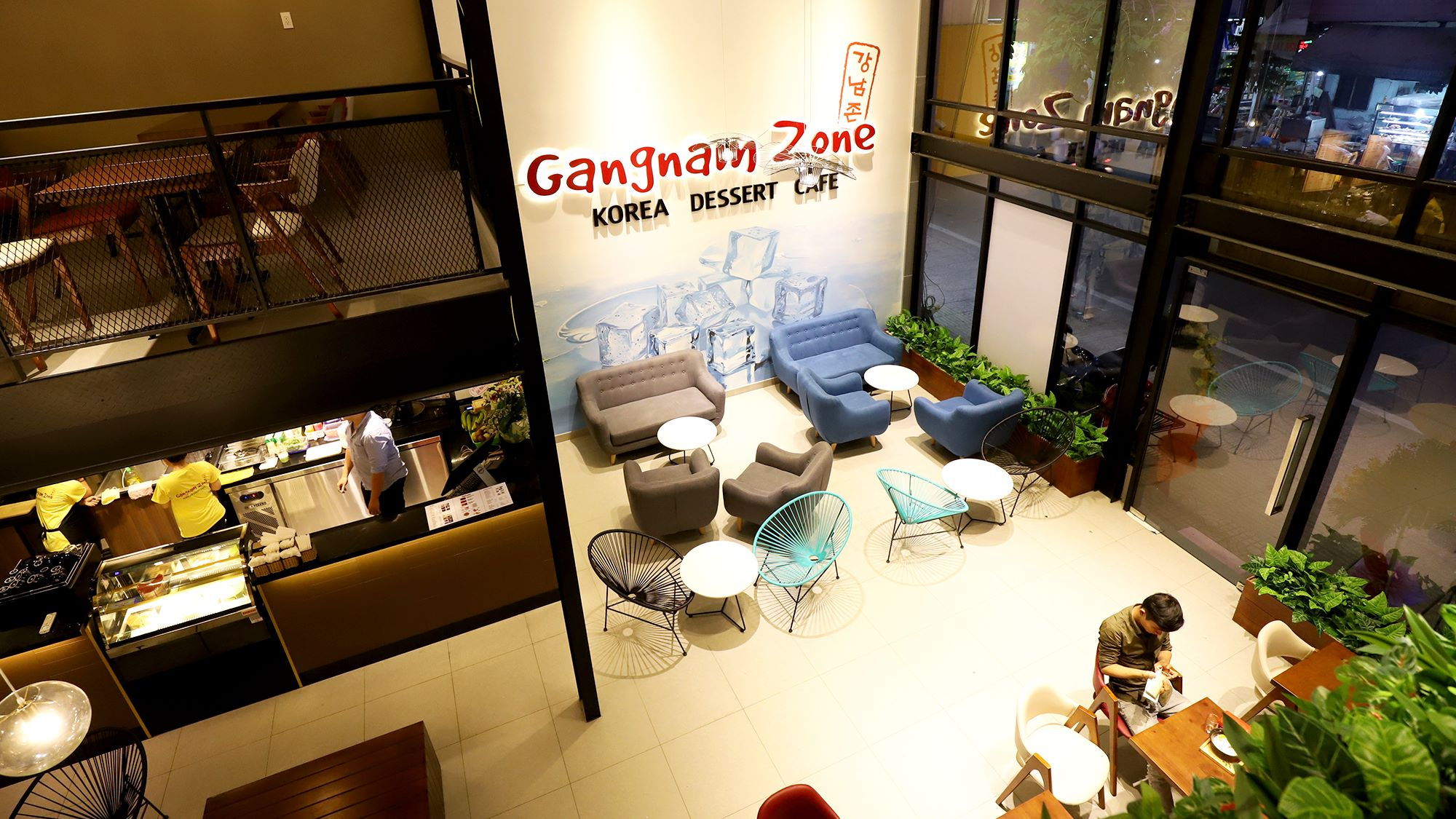 Gangnam Zone