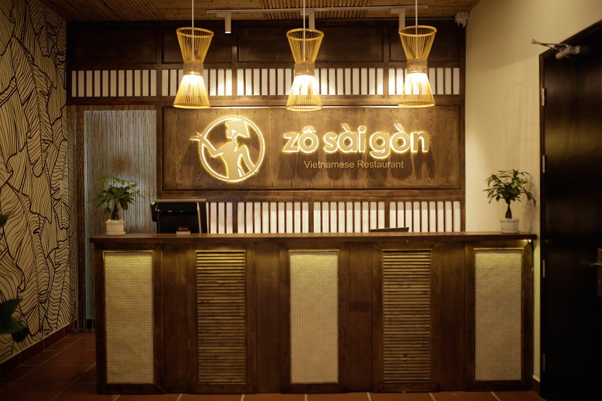 Zo Saigon Restaurant