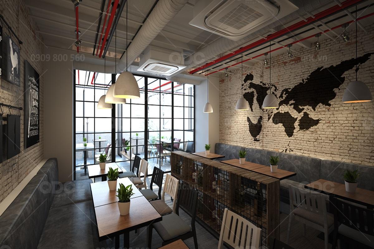 Biết lựa chọn nội thất phù hợp sẽ khiến không gian nhà hàng của bạn ăn điểm rất lớn