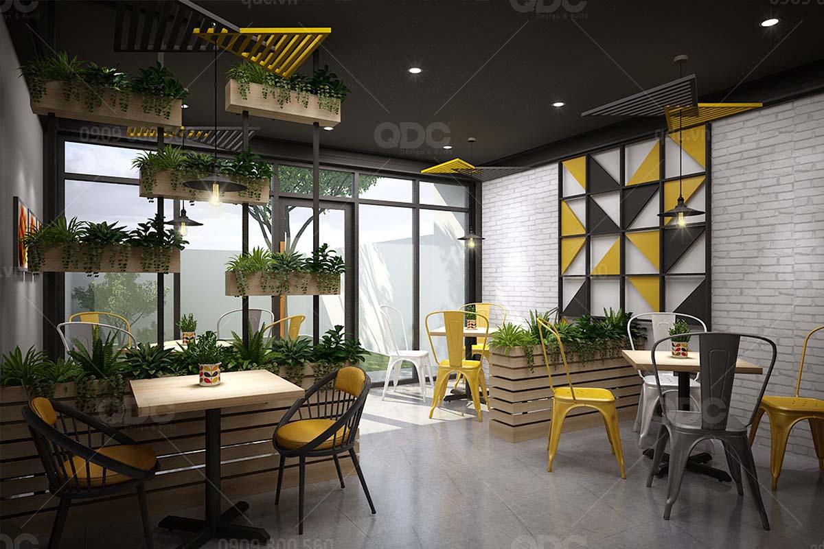 Thiết kế nhà hàng Hàn Quốc Zodiac