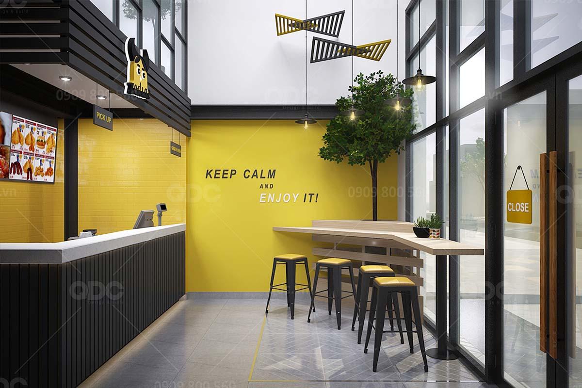 Làm thế nào để thiết kế nhà hàng Hàn Quốc tiết kiệm không gian nhất