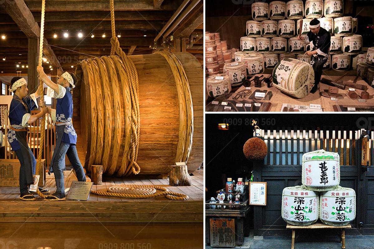 4 thiết kế nhà hàng Nhật nổi bật năm 2020 được thực hiện bởi QDC Design & Build