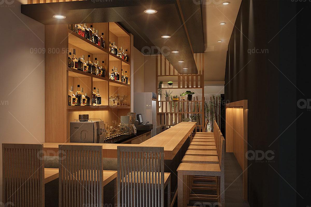 Thiết kế nhà hàng theo phong thủy giúp thu hút tài lộc