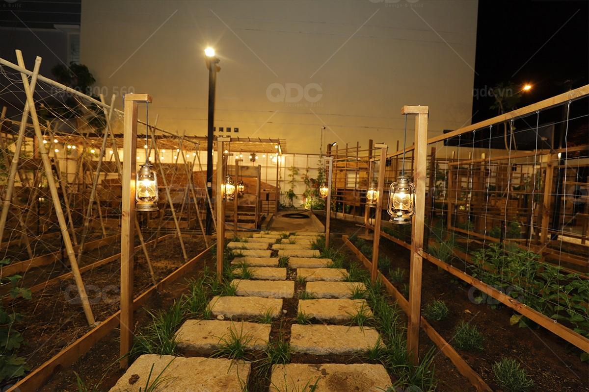 Hoàn thiện Phương Minh Garden