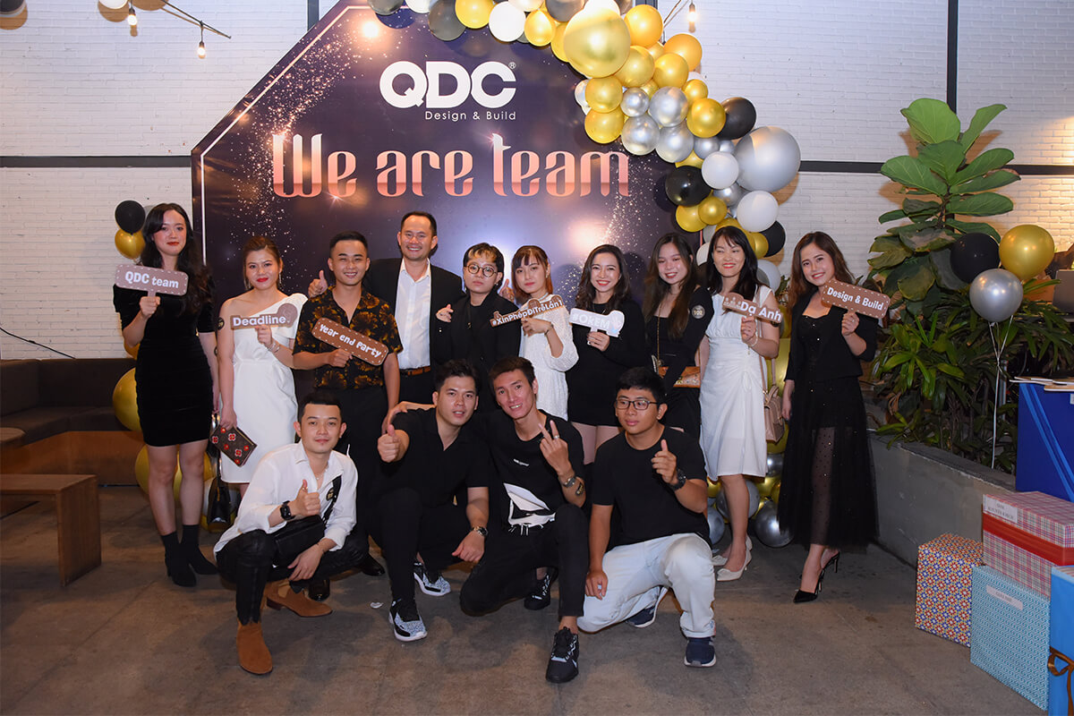 QDC YEAR END PARTY 2020