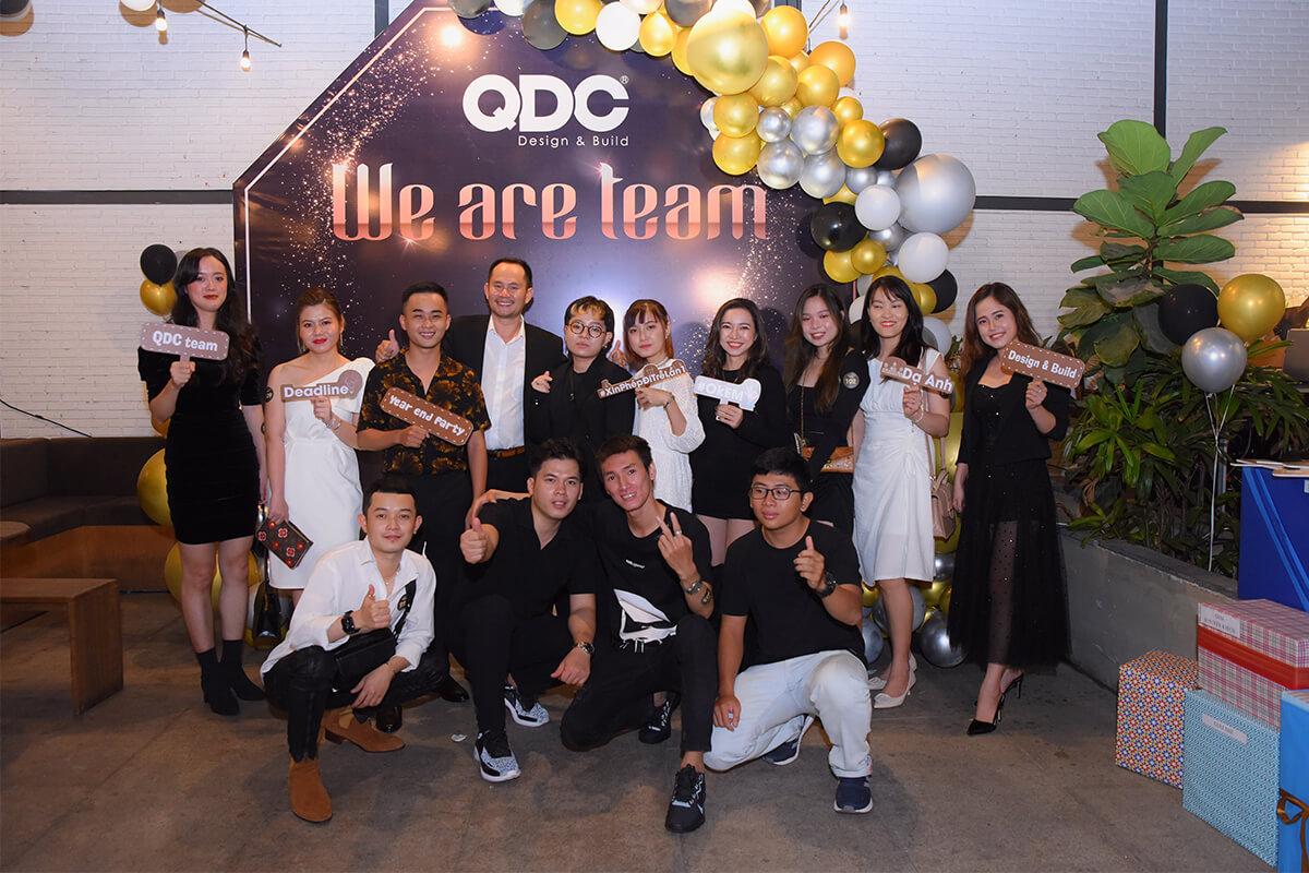 Tiệc Tất Niên -  QDC Year End Party 2020