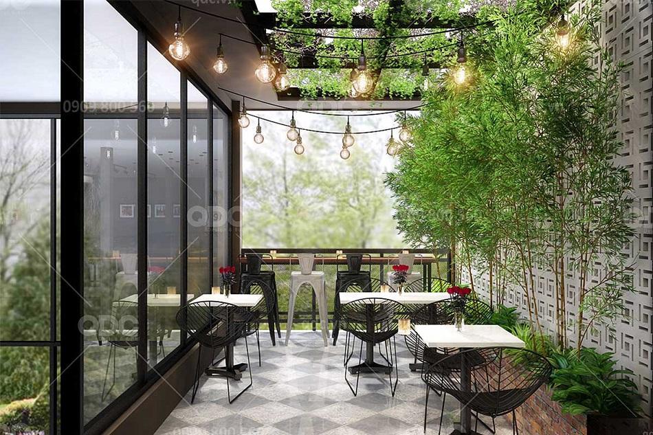 Thiết kế nhà hàng Hàn Quốc thân thiện với môi trường