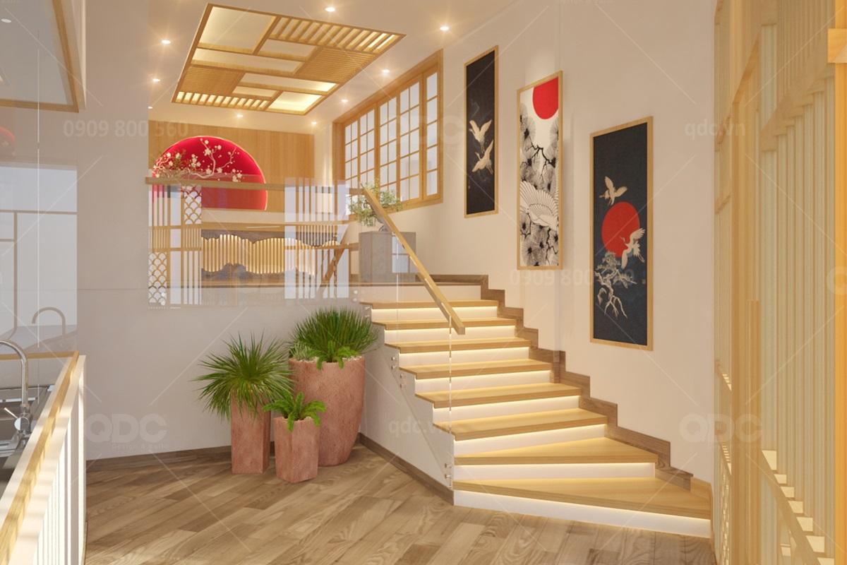 Những nét đặc trưng trong thiết kế nhà hàng Nhật