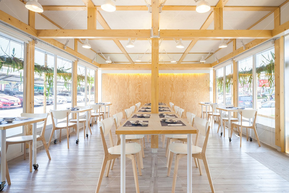 Top 10 thiết kế nhà hàng Nhật đẹp